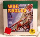 """War Eagles MS-DOS PC Game on 3.5"""" disk"""
