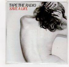 (GI416) Tape The Radio, Save A Life - 2010 DJ CD