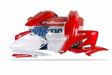 Honda Plastic kit CRF 450 R 2007 - 2008 OEM 08 Red Motocross 90175 Polisport MX
