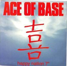 "Ace Of Base - Happy Nation - 7"" Single"