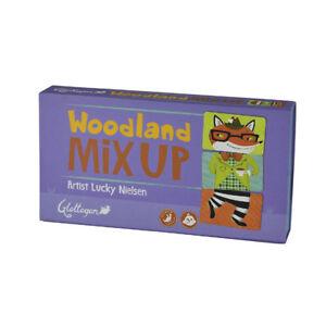 NEW Woodland Mix Up Puzzle Memory Development Game