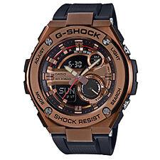 Casio G-SHOCK GST-210B-4A GST-210B resistenza all'acqua orologio Nuovo di Zecca