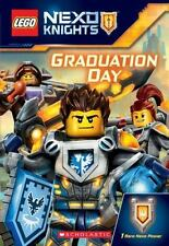 LEGO NEXO Knights: Graduation Day Bk. 1 by Inc. Staff Scholastic and Tracey West (2016, Paperback)