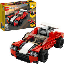 LEGO® Creator - Sports Car 31100 [New Toy] Brick