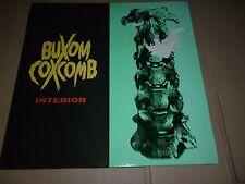 BUXOM COXCOMB /Interior (white label) vinyl