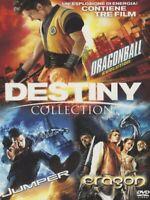 Destiny Collection (3 DVD Box Set) Nuovo
