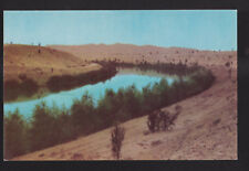 vintage 76 Union Oil All American Canal from Imperial Dam California postcard