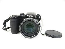 Nikon Coolpix B500 16MP Compact Digital Camera - Black