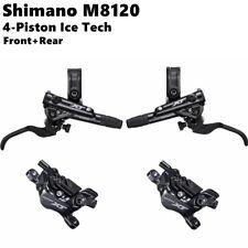 Shimano Deore XT M8120 4-Piston Ice Hydraulic Brake set Lever+Caliper BL+BRM8120