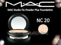 MAC STUDIO FIX POWDER PLUS FOUNDATION 15gr / 0.52 Oz - NC 20 NEW IN BOX