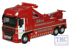 DAF03REC Oxford Diecast 1:76 Scale OO Gauge Hough Green Recovery DAF