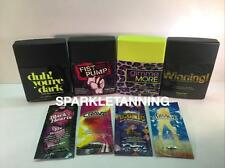 SUPRE TAN Pump Duh Dark Gimme Winning Indoor TanningBed Lotion LOT 8 RETAIL$203