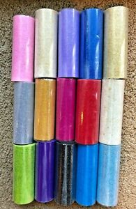 "Brand New Glitter Sparkle Tulle Roll 6""x10 Yards $1.8 if buy 4+"