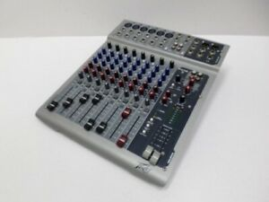PEAVEY PV 10AT 10 INPUT STEREO MIXER POWERED BY ANTARES AUTO-TUNE