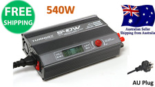 TURNIGY 540W Dual Output Switching Power Supply AU Plug Charger MP3 phone camera