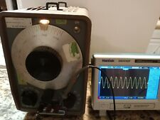 Vintage HP 200AB Audio Oscillator/Signal Generator, Working