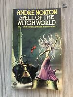 Spell of the Witch World by Andre Norton, 1978