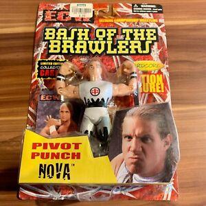 ECW OSFTM Super Nova Bash of the Brawlers Figure WWE WCW