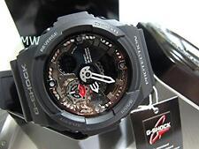 New G-Shock Premieres New Ana-Digi Chronograph Men's World time Watch GA-300-1A