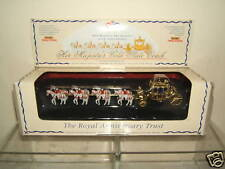 Matchbox Models of Yesteryear YY66 Her Majestys Gold State Coach
