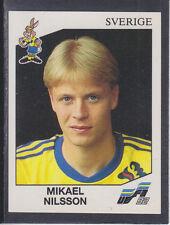 Panini - Euro 92 - # 25 Mikael Nilsson - Sverige