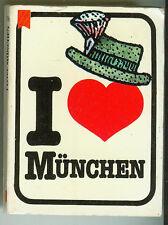 Mini libro andreas lukoschik I Love munich Heyne 1987