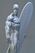 ARTIST PROOF! Signed!!  Bowen Designs Painted Silver Surfer Full-size statue