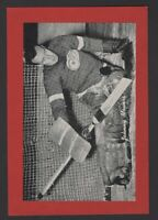 1934-44 Beehive Group I Detroit Red Wings Photos #118 Johnny Mowers
