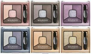 BOURJOIS Smoky Stories Eyeshadow 3.2g - CHOOSE SHADE - NEW