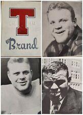 Dan Blocker College Yearbook 1949 Hoss Cartwright Bonanza