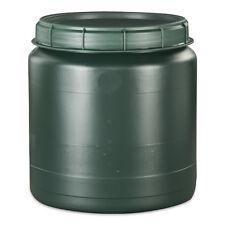 40 Liter Deckelfass Drehdeckel Weithalstonne Weithalstonne Transportbehälter.