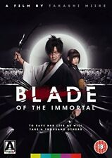 Blade Of The Immortal  New (DVD  2018)