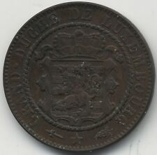 More details for 1870 luxembourg 10 centimes | pennies2pounds