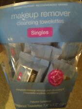 Neutrogena Makeup Remover Cleansing Towelettes Individually Wrapped 20 ea 4 bags