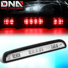 FOR 1992-1996 FORD F-150/F-250/F-350 LED THIRD 3RD TAIL BRAKE LIGHT/LAMP CHROME