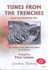 TUNES FROM THE TRENCHES Lawson satb