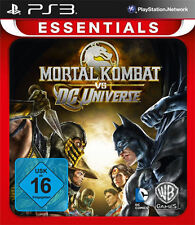 Sony ps3 PlayStation 3 juego *** mortal kombat vs. DC Universe *** nuevo * New