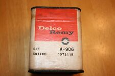 DELCO REMY ORIGINAL  # 1972119 A-906 STARTER SWITCH IN UNOPENED PACKAGING NOS