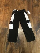 New Witn Tags Size 5T Old navy Black/white Flannel Athletic Pants