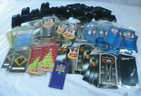 100+ Lot Limited Edition Disney Pin LE Backer Cards DS Store WDW Epcot +++