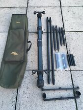 Fox 3 Rod Sky Pod Avec Sac & Butt tasses Carpe Junior Pike River Fishing Tackle