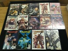 Agent X Vol.1 # 1-14 - Taskmaster, Deadpool, - Marvel Comics