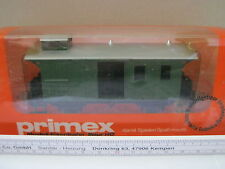 Primex HO 4195 Gepäckwagen grüne Fensterrahmen (RG/RC/387-9R2/3)-B