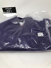 Supreme Motion Logo Varsity Jacket Purple size Medium M FW18 NEW DS in hand