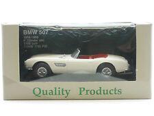 Doorkey A7787 BMW 507 Cabrio Cabriolet weiß Modellauto 1:43  OVP 1411-28-87