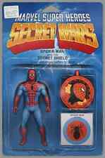 AMAZING SPIDERMAN RENEW YOUR VOWS 1 JOHN T CHRISTOPHER ACTION FIGURE VARIANT NM