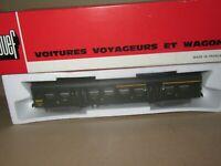275O Jouef Ho 5103 France Voiture 1ère 2ème Classe Modernisée SNCF Neuf + Boite