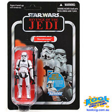 STAR WARS VINTAGE COLLECTION VC41 Stormtrooper (Revenge of the Jedi) MOC