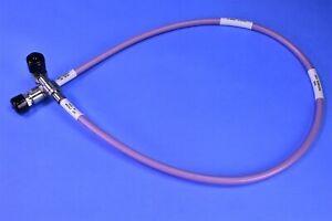 """Smiths Lab-Flex 30"""" TNC S (M) to TNC R/A (M) Precision Cable P/N: TMR29030.0TMR"""