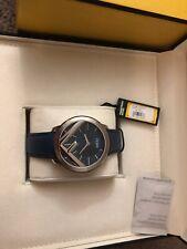 Fendi - Designer Men's Wristwatch (Blue Band)